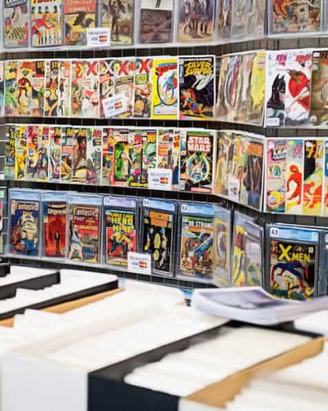 Comic Book Donations