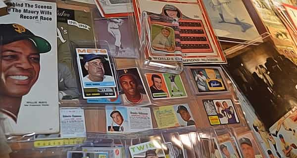 Donate Sports Collectibles